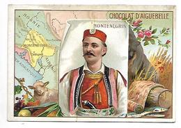 CHROMO - CHOCOLAT D'AIGUEBELLE - Monténégrin - Aiguebelle