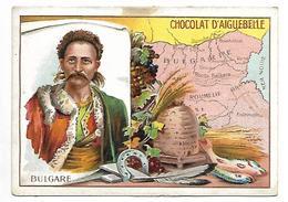 CHROMO - CHOCOLAT D'AIGUEBELLE - Bulgare - Aiguebelle