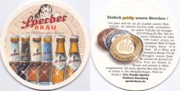 #D204-133 Viltje Sperber Bräu - Sous-bocks