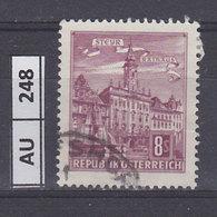 AUSTRIA   1965Mnumenti 8 S Usato - 1945-60 Gebraucht