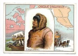 CHROMO - CHOCOLAT D'AIGUEBELLE - Esquimau - Aiguebelle