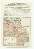 REGIA MARINA - SFONDAMENTO DI CAPORETTO - NV FP - War 1939-45