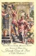 [DC11879] CPA - GRANDE CORSO DI FIORI A VILLA UMBERTO 1° - Non Viaggiata 1914 - Old Postcard - Roma (Rom)