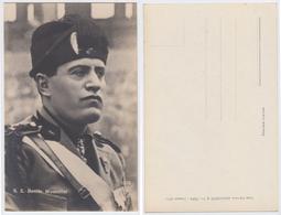 Benito Mussolini - Ritratto - Personajes