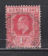 SIERRA LEONE Scott # 91 Used - Sierra Leone (...-1960)