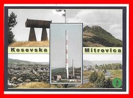 CPSM/gf MITROVICA (Kosovo)  Multivues...F762 - Kosovo