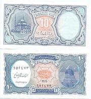 Egipto - Egypt 10 Piastres 2006 Pk 191 Firma Boutros Ghali Ref 652-2 - Egipto