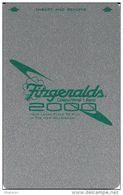Fitzgeralds Casino Reno NV Hotel Room Key Card - Hotel Keycards