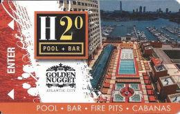 Golden Nugget Casino Atlantic City, NJ - Hotel Keycards