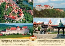 73231601 Harburg_Schwaben Schloss  Harburg Schwaben - Harburg