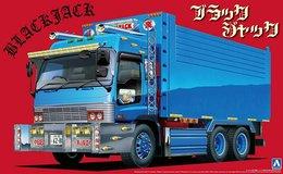 Black Jack 1/32 Aoshima - Trucks And Trailers
