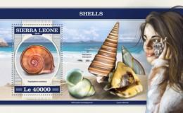 Sierra Leone 2018 Shells  S201804 - Sierra Leone (1961-...)