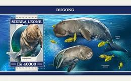 Sierra Leone 2018  Dugongs S201804 - Sierra Leone (1961-...)
