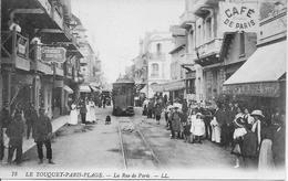 PAS DE CALAIS-LE TOUQUET PARIS PLAGE La Rue De Paris-MO - Le Touquet
