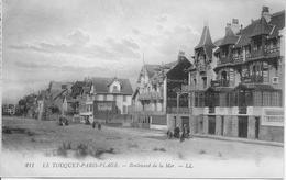 PAS DE CALAIS-LE TOUQUET PARIS PLAGE Boulevard De La Mer-MO - Le Touquet