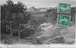 PAS DE CALAIS-LE TOUQUET PARIS PLAGE A Travers La Forêt-MO - Le Touquet