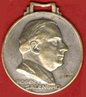 ** MEDAILLE  P. S.  ROGER  SALENGRO ** - Unclassified