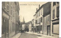 ~ JP ~ 57 ~     FAULQUEMONT .  Rue De La République . - Faulquemont