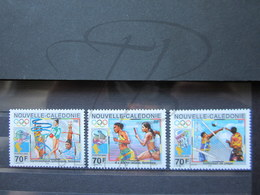 VEND BEAUX TIMBRES DE NOUVELLE-CALEDONIE N° 929 - 931 , XX !!! - Nueva Caledonia