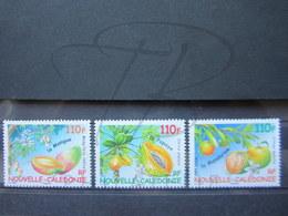 VEND BEAUX TIMBRES DE NOUVELLE-CALEDONIE N° 1041 - 1043 , XX !!! - Nueva Caledonia