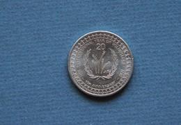 Australia 2011 20c Coin International Year Of Volunteers Anniversary QEII - Dezimale Münzen (1966-...)