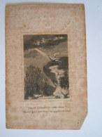 Marin Charles Lefebure Echtg Colette Bernaert 1770 Assenede 1844 Lokeren Maison Basset Doodsprentje Image Mortuaire - Imágenes Religiosas