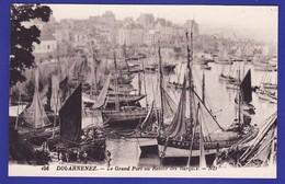 Douarnenez Grand Port Et Retour De Peche ( TTB état ) Y A112) - Douarnenez