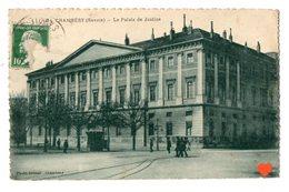 15543-LE-73-CHAMBERY-Le Palais De Justice-------------animée - Chambery