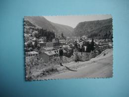 PHOTOGRAPHIE  MOREZ  -   39  -   Vue De Morez Le Haut  -  1962  -  7 X 9,7 Cms  -  Jura - Morez