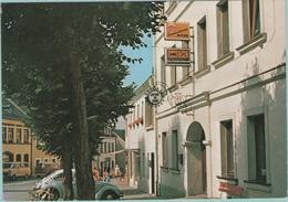 """CPM:  LICHTENBERG  (allemagne):   Gasthof """"Zur Goldenen Sonne""""   (E 310) - Lichtenfels"""
