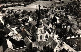 EN AVION AU DESSUS DE...ST PIERRE DE BAILLEUL -27- L'EGLISE - Autres Communes