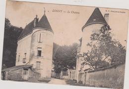 (R7) SAONE ET LOIRE , LUGNY , Le Chateau - Other Municipalities