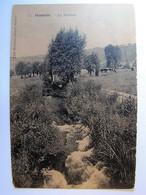 BELGIQUE - LIEGE - HAMOIR - Le Néblon - 1921 - Hamoir