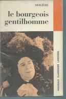 "MOLIERE  "" LE BOURGEOIS GENTILHOMME "" - Theatre"