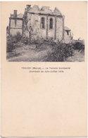 51. TROISSY. Le Temple Bombardé (Combats De Juin-Juillet 1918) - Autres Communes