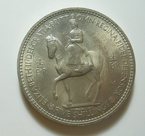 Great Britain 5 Shillings 1953 - 1902-1971 : Post-Victorian Coins