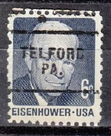 USA Precancel Vorausentwertung Preo, Locals Pennsylvania, Telford 703 - Vereinigte Staaten