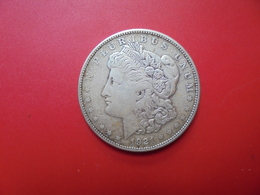 "U.S.A 1 DOLLAR 1921 ""S"" ARGENT  QUALITE : VOIR PHOTOS ! - Federal Issues"