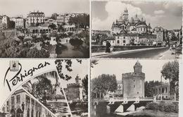 18 / 5 /  363  -  LOT  DE   12  CPSM DE  PERPIGNAN  ( 66 )  Toutes Scanées - Cartes Postales