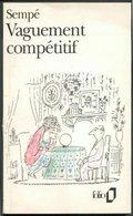 No PAYPAL !! : Sempé Vaguement Compétitif , Éo Collection Folio Livre De Poche TTBE++ 1991 FOLIO N°2275 - Sempé