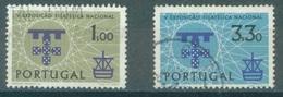 PORTUGAL  - 1960 - USED/OBLIT.  - Mi 900-901 - Yv 881-882- Lot 16728 - 1910-... Republik