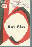 """VICTOR HUGO """" RUY BLAS """" - Theatre"""
