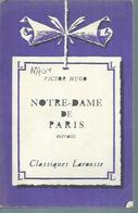 "VICTOR HUGO "" NOTRE-DAME DE PARIS "" - Theatre"