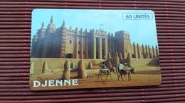 Phonecard Mali 10  Units Used Rare - Mali