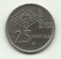 1980 - Spagna 25 Pesetas (81), - 25 Pesetas