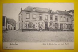 Wolverthem . Meise . Hôtel Saint-Martin Tenu Par Mouis Muylle. - Meise