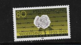 BrdMi.Nr.1163 / 1983, Verfolgung (Rose) **  MNH - BRD