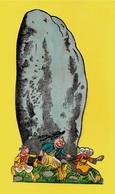 Marque-Page ? BRETAGNE Menhir Illustrateur Illustration Folklore Breton Humour - Bookmarks