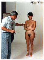 Photo Shooting Nu Amatrice  Photo  Erotique Années 80- 90 - Photos