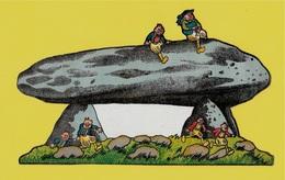 Marque-Page ? BRETAGNE Dolmen Illustrateur Illustration Folklore Breton Humour - Bookmarks